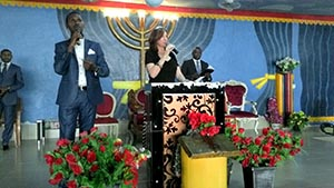 Africa Ministries Outreach DRC 2014